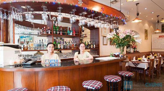 Thưởng thức ẩm thực Pháp tại nhà hàng Augustin - Chỉ 90.000đ được phiếu 180.000đ - 5