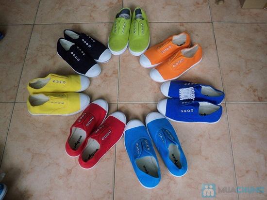 Giày thời trang 08 lỗ - Kiểu dáng Oxford không cần cột dây - Đạt tiêu chuẩn xuất khẩu Châu Âu - Chỉ 125.000đ/ 01 đôi - 5