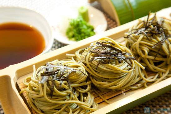 Phiếu ăn uống tại Nhà hàng Nhật Bản IKKYU - Chỉ 90.000đ được phiếu 180.000đ - 2