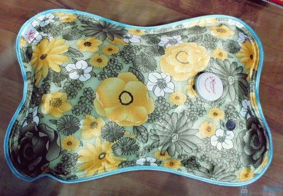 Túi sưởi Mimosa loại to hiệu quả, an toàn, tiện dụng - Món quà ý nghĩa cho người thân của bạn - Chỉ với 155.000đ - 2