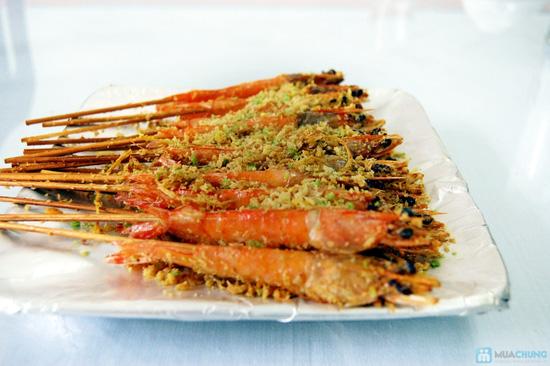 Set ăn Lẩu Cá Hồi đặc biệt cho 4 người tại Nhà hàng chả cá Hà Nội - Chỉ 249.000đ - 11