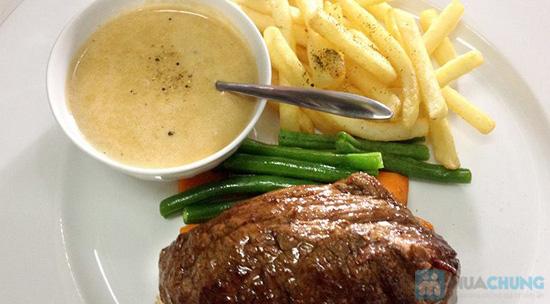 Thưởng thức ẩm thực Pháp tại nhà hàng Augustin - Chỉ 90.000đ được phiếu 180.000đ - 10