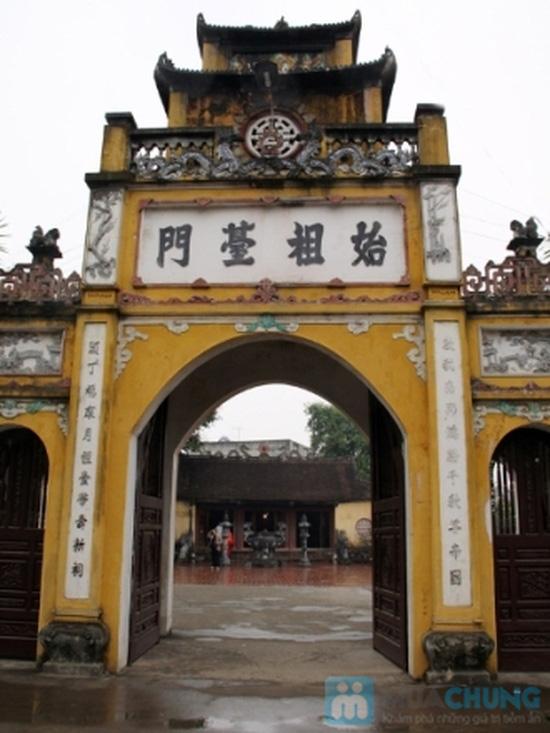 Du xuân về nguồn với Trung tâm phật giáo - Chùa Vĩnh Nghiêm, Đền lăng Thủy tổ Kinh Dương Vương và kinh đô Phật giáo Bắc Ninh. Chỉ 310.000đ - 10