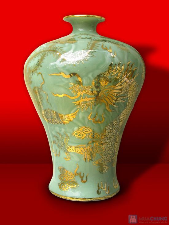 Voucher mua sứ mỹ thuật cao cấp vẽ vàng ròng bằng tay 100% tại Haidoco - chỉ với 100.000đ - 7