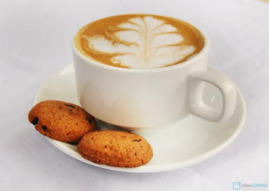 Voucher đồ uống và đồ ăn nhẹ tại Cafe Pronto - chỉ 40.000đ - 3