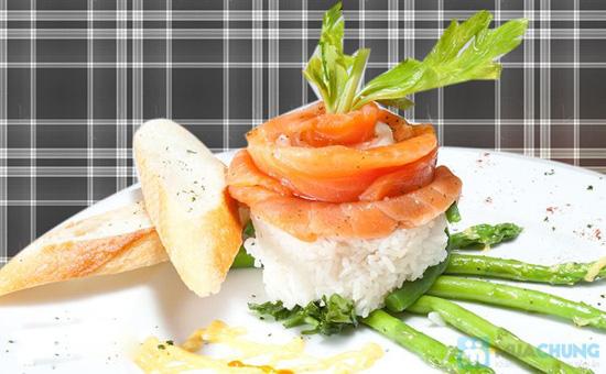 Thưởng thức ẩm thực Pháp tại nhà hàng Augustin - Chỉ 90.000đ được phiếu 180.000đ - 1