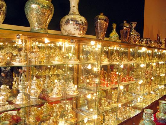 Voucher mua sứ mỹ thuật cao cấp vẽ vàng ròng bằng tay 100% tại Haidoco - chỉ với 100.000đ - 4