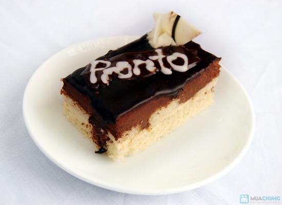 Voucher đồ uống và đồ ăn nhẹ tại Cafe Pronto - chỉ 40.000đ - 4
