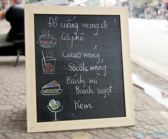 Voucher đồ uống và đồ ăn nhẹ tại Cafe Pronto - chỉ 40.000đ - 5