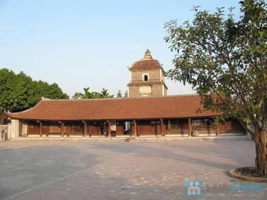 Du xuân về nguồn với Trung tâm phật giáo - Chùa Vĩnh Nghiêm, Đền lăng Thủy tổ Kinh Dương Vương và kinh đô Phật giáo Bắc Ninh. Chỉ 310.000đ - 12