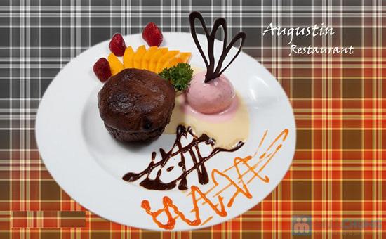 Thưởng thức ẩm thực Pháp tại nhà hàng Augustin - Chỉ 90.000đ được phiếu 180.000đ - 2