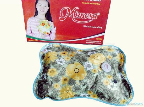 Túi sưởi Mimosa loại to hiệu quả, an toàn, tiện dụng - Món quà ý nghĩa cho người thân của bạn - Chỉ với 155.000đ - 1