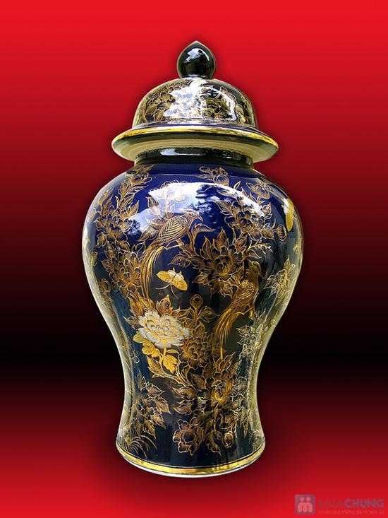 Voucher mua sứ mỹ thuật cao cấp vẽ vàng ròng bằng tay 100% tại Haidoco - chỉ với 100.000đ - 5