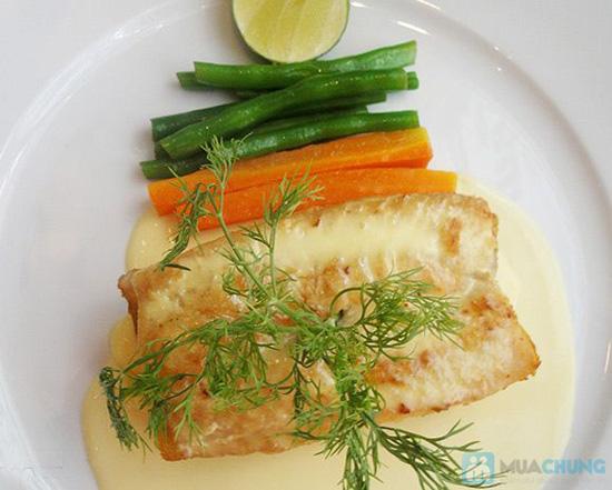 Thưởng thức ẩm thực Pháp tại nhà hàng Augustin - Chỉ 90.000đ được phiếu 180.000đ - 8