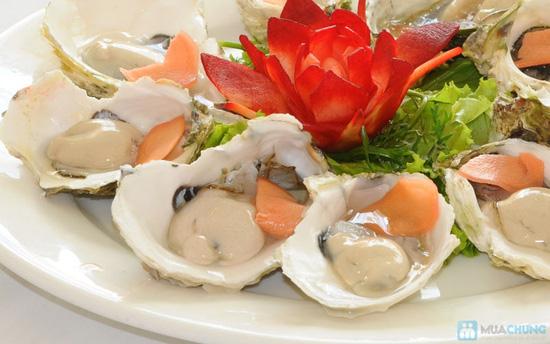 Buffet tại nhà hàng Hoàng Việt - 8