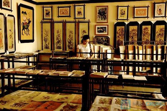 Du xuân về nguồn với Trung tâm phật giáo - Chùa Vĩnh Nghiêm, Đền lăng Thủy tổ Kinh Dương Vương và kinh đô Phật giáo Bắc Ninh. Chỉ 310.000đ - 9