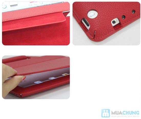 Bao da iPad 2/3/4 AliS cao cấp - 13