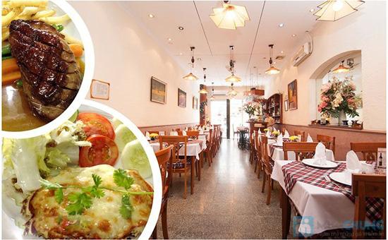 Thưởng thức ẩm thực Pháp tại nhà hàng Augustin - Chỉ 90.000đ được phiếu 180.000đ - 3