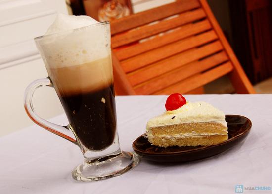 Voucher đồ uống và đồ ăn nhẹ tại Cafe Pronto - chỉ 40.000đ - 8