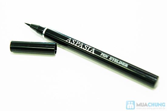 Bút kẻ mắt Aspasia xuất xứ Hàn Quốc - Ánh nhìn thêm ấn tượng - Chỉ 85.000đ/01 cây - 1