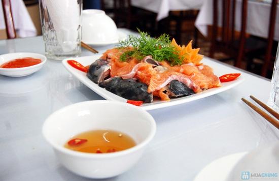 Set ăn Lẩu Cá Hồi đặc biệt cho 4 người tại Nhà hàng chả cá Hà Nội - Chỉ 249.000đ - 13