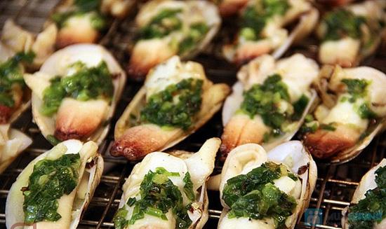 Buffet tại nhà hàng Hoàng Việt - 7