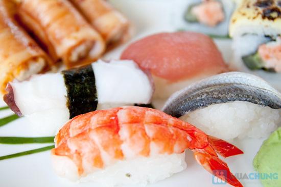 4 set sushi hoặc 4 set lẩu cho 1 người tại NH Shabu Sushi - 10