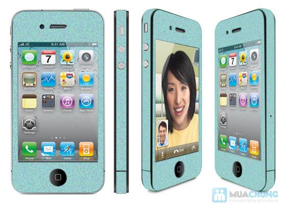 Combo 2 vỉ dán iphone 4/4s - Chỉ 59.000đ - 3