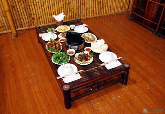 Set ăn Đặc sản rừng biển nướng tại Nhà hàng Nhím No1 - Chỉ 390.000đ - 12