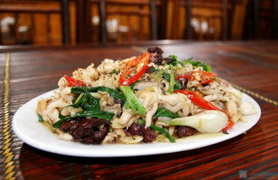 Set ăn Đặc sản rừng biển nướng tại Nhà hàng Nhím No1 - Chỉ 390.000đ - 2