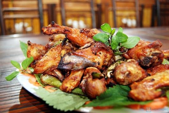 Set ăn Đặc sản rừng biển nướng tại Nhà hàng Nhím No1 - Chỉ 390.000đ - 3