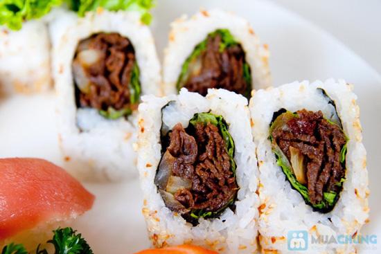 4 set sushi hoặc 4 set lẩu cho 1 người tại NH Shabu Sushi - 11