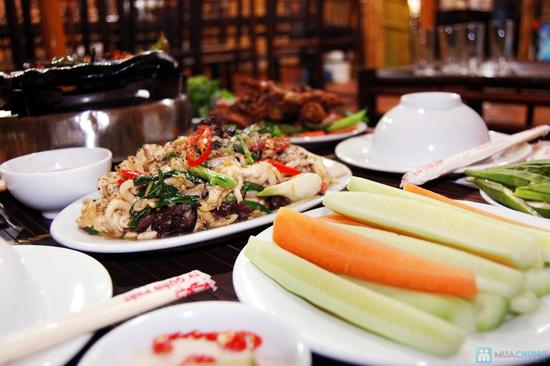 Set ăn Đặc sản rừng biển nướng tại Nhà hàng Nhím No1 - Chỉ 390.000đ - 11