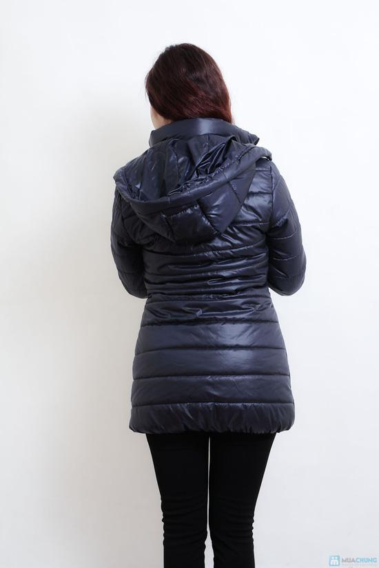 Áo khoác gió nữ xuất hàn - 3