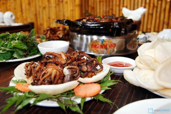 Set ăn Đặc sản rừng biển nướng tại Nhà hàng Nhím No1 - Chỉ 390.000đ - 10