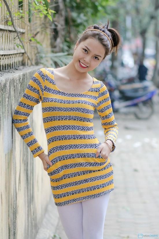 Váy len họa tiết - 2