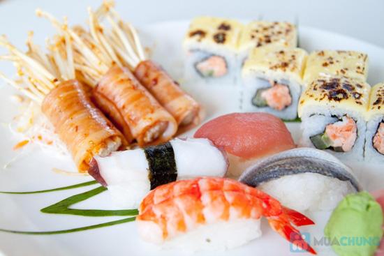 4 set sushi hoặc 4 set lẩu cho 1 người tại NH Shabu Sushi - 2
