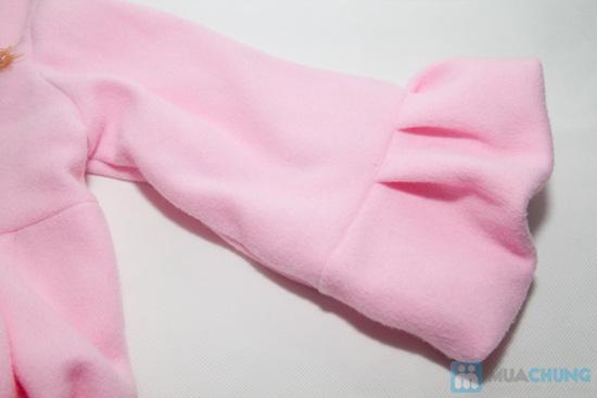 Áo khoác đính nơ xinh xắn cho bé gái - Chỉ 85.000đ/ 01 chiếc - 3