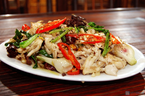 Set ăn Đặc sản rừng biển nướng tại Nhà hàng Nhím No1 - Chỉ 390.000đ - 5