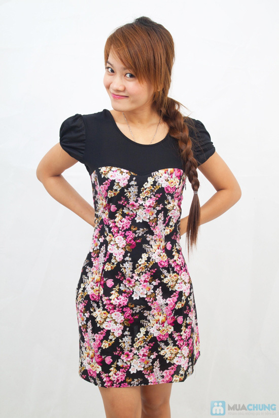 Đầm bông nhiều kiểu cho bạn gái thêm sự lựa chọn - Chỉ 95.000đ - 5