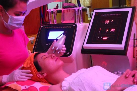 Dịch vụ trẻ hóa, trắng hồng da mặt, se nang và săn chắc cơ với công nghệ Nano Gold tại TMV Hồng Ngọc - Chỉ 125.000đ - 3