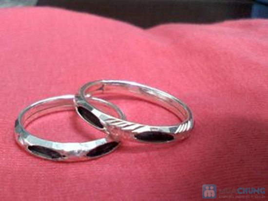 Nhẫn lông đuôi voi may mắn - Món quà tặng đặc biệt đầu năm - Chỉ 55.000đ/01 chiếc - 9