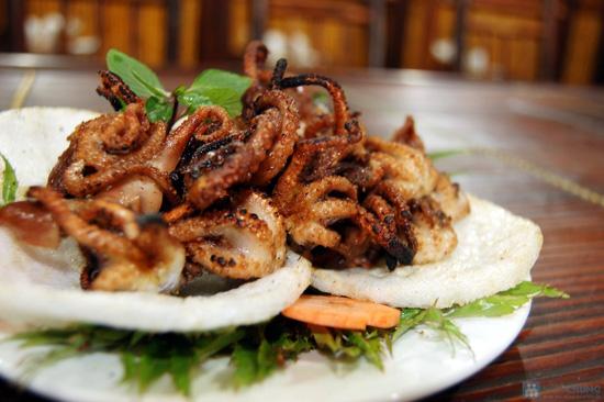 Set ăn Đặc sản rừng biển nướng tại Nhà hàng Nhím No1 - Chỉ 390.000đ - 1