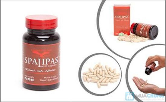 Spalipas - Tái tạo và tăng cường sinh lực - Chỉ 390.000đ - 1