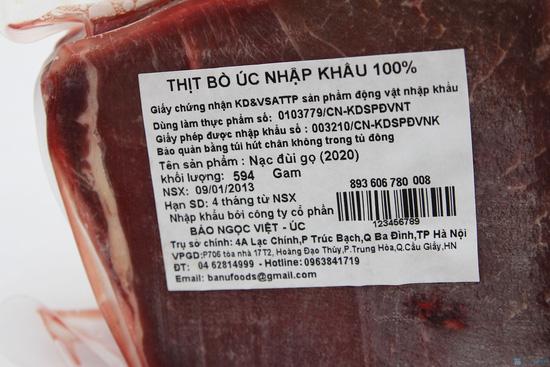 Thịt bò Úc Nhập khẩu - 3