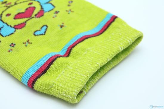 Combo 3 quần len trơn mông thú cho bé - 10