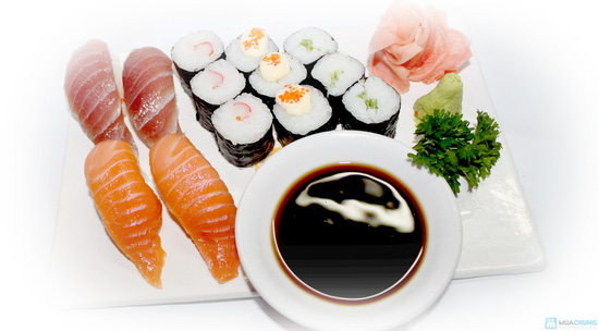 buffet Sushi - 17