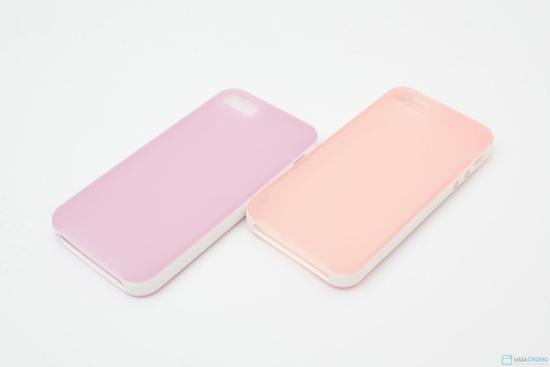 Ốp lưng Silicon cao cấp cho iPhone 5 - 4