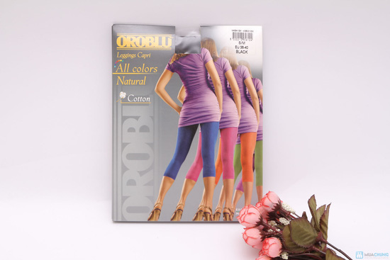 Quần legging oroblu all colors Natural - 3