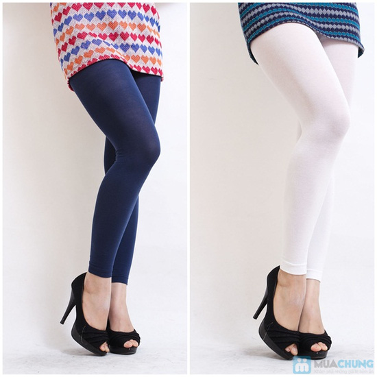 Quần legging oroblu all colors Natural - 12